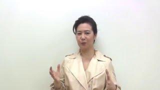 アーティストジャパン『マ―シ―・シート』名取裕子さんコメント