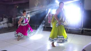 Nagada Sang Dhol performed by Saraswati Academy of Indian Dance