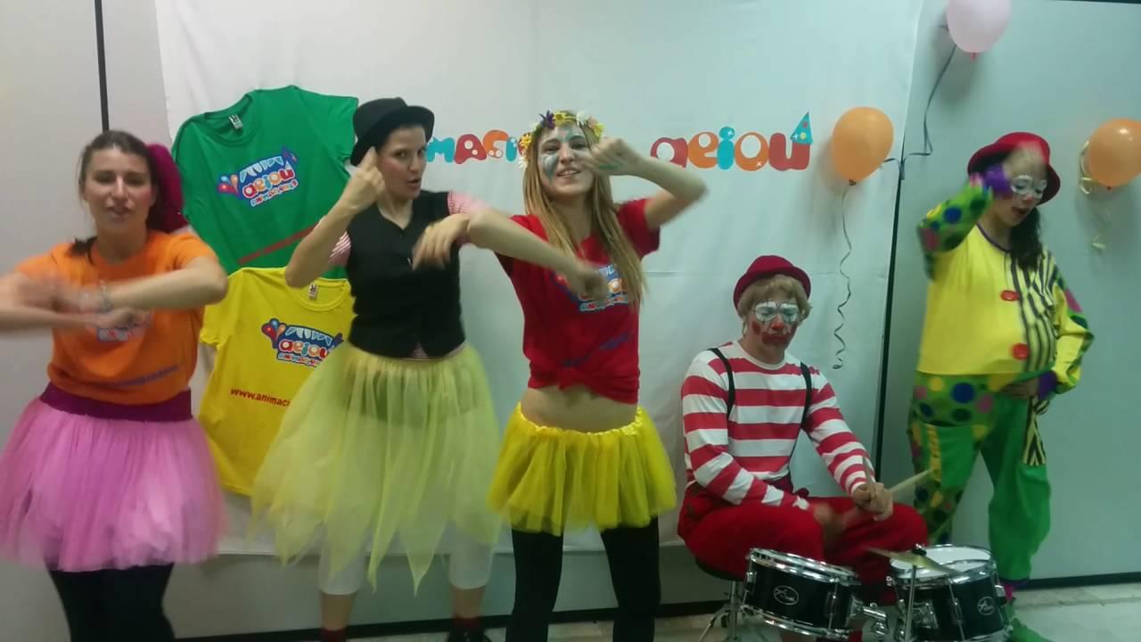 Las Canciones y bailes infantiles más vistos: Danza Koduro