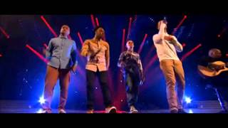 JLS - Hold Me Down - Live - Xtra Factor