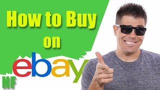 How to Buy Stuff on Ebay for Beginners