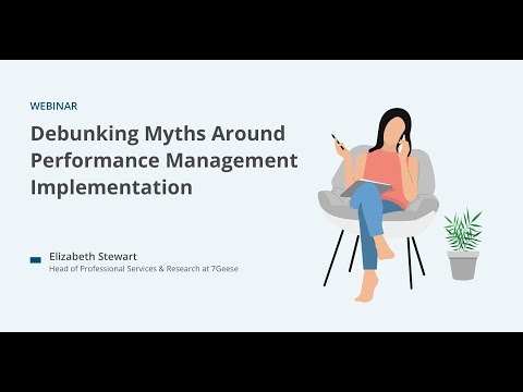 7 myths about performance management systems