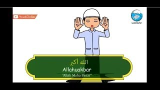 Animasi Belajar Shalat Jenazah Untuk Anak Media Pembelajaran Anak