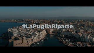 """""""La Puglia riparte"""", lo spot è un messaggio di speranza"""