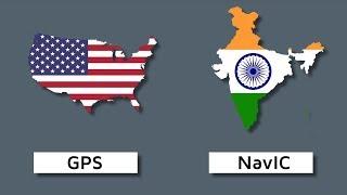 India's NavIC vs America's GPS  || ISRO NavIC Specifications