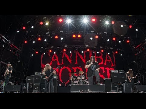 """Download Cannibal Corpse - """"Hammer Smashed Face"""" Live At Bloodstock 2018 HD Mp4 3GP Video and MP3"""