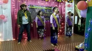 Lagu Shantik Hari Gawai Dayak Di Darai Ulu Skrang 2018