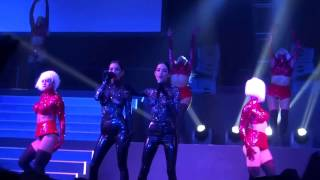 """2017 SYDNEY MARDI GRAS PARTY THE VERONICAS LIVE PERFORMANCE """"IN MY BLOOD"""""""