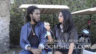 Chronixx talks Coachella, Roots & Chalice and Challenges