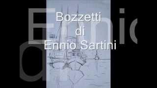 preview picture of video ' Bozzetti   di  Ennio  Sartini  -  2014  (3/3)'