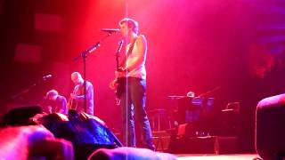 K's Choice When I Lay Beside You - HD Live Vredenburg Utrecht Holland 2010