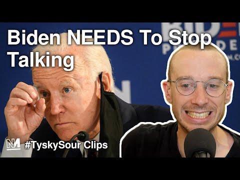 Joe Biden NEEDS To Stop Talking