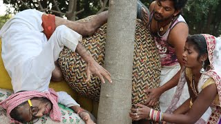 Bhojpuri Comedy | भकु ऊठावे में चिरकुटवा के निकलल हवा~khesari to digital world, Chirkut baba,Neha ji