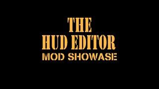The Hud Editor showcase