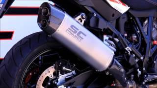 SC-Project Adventure exhaust for KTM 1150/1290 Super Adventure