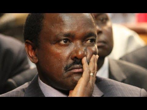 Kalonzo Musyoka opposes the high taxes imposed on Kenyans