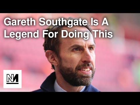 Gareth Southgate's Open Letter Proves He Is A Legend