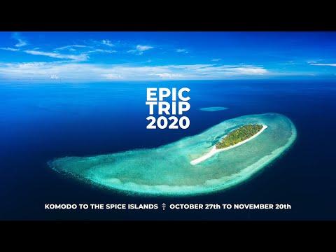 Epic Trip 2020: Komodo to Spice Islands