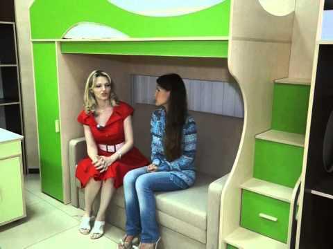 """Выбираем кровать для подростка в детском магазине """"Ластёна"""""""