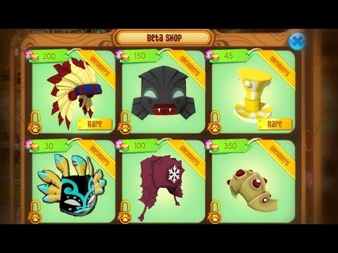 Animal Jam Beta Days!ll What they looked like!