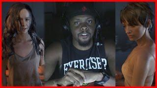 DO WE PICK MIA OR ZOE?!? - Resident Evil 7 Biohazard Walkthrough Part 16  