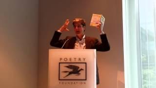 Kenn Nesbitt Children's Poet Laureate Ceremony