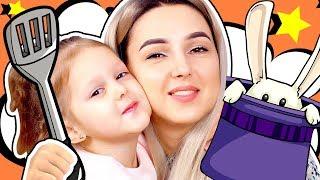 Минни Маус Повар и Малыш Фокусник Лучшие серии Амельки Карамельки Видео для детей Сборник