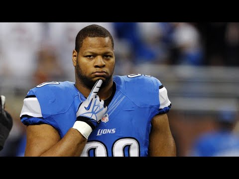 Ndamukong Suh Buys Birmingham Condo | Suh Coming Back to Detroit Lions???