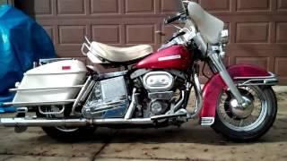 1973 Harley-Davidson Shovelhead FLH Electra Glide  For Sale
