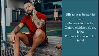 HP - Maluma - (Lyrics)