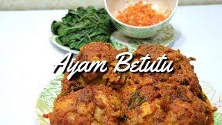 Gambar cover RESEP AYAM BETUTU - MASAKAN KHAS BALI