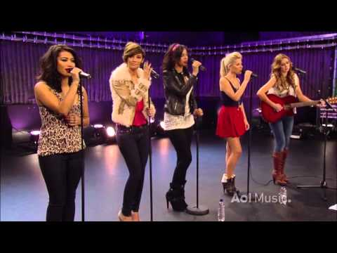 The Saturdays - Missing You (AOL Sessions - December 2010)
