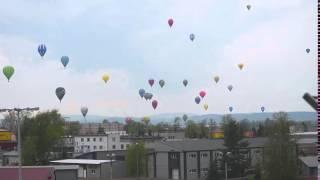 Balony nad Krosnem 2016