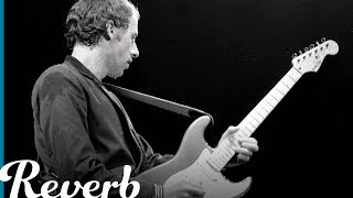 "Dire Straits ""Once Upon a Time in the West"" Solo on Guitar 