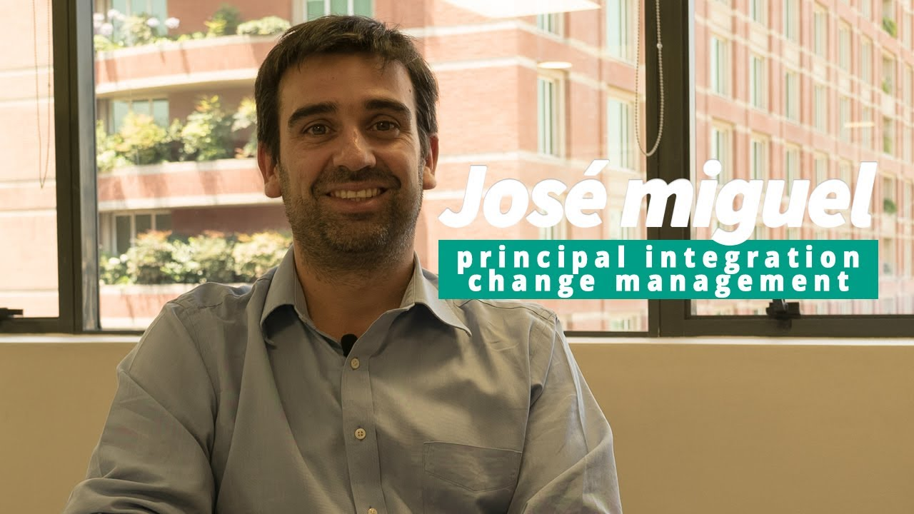 Principal Integration Change Management