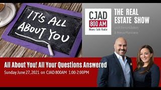 All About You! All Your Questions Answered