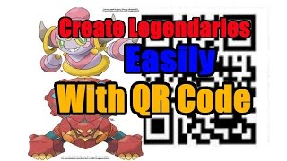 how to get qr codes in pokemon omega ruby - मुफ्त