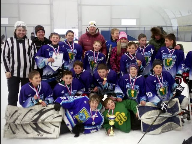 «Золотая шайба» в копилке наших хоккеистов
