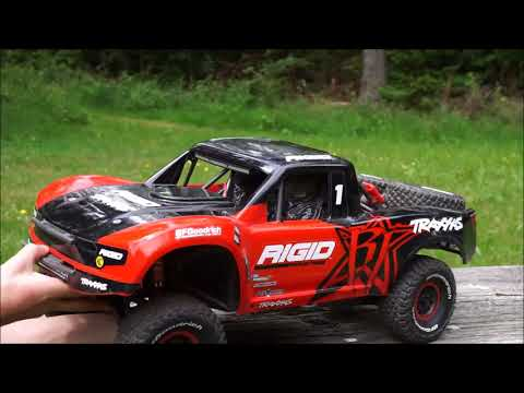 Unlimited Desert Racer von Traxxas │Bash Review - WAS ist alles Defekt?!