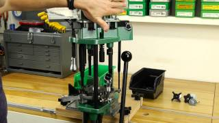 RCBS GRAND Shotshell Reloading Press: Mounting And Overview