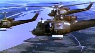 Война в воздухе. Вертолеты во Вьетнаме / Vietnam Choppers