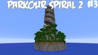 LOPPU HÄÄMÖTTÄÄ W JKokki   Pelataan Spiral Parkour 2 Minecraft   Osa 3