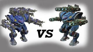 Spectre (shocktrain) vs Spectre (ion) Test  War Robots