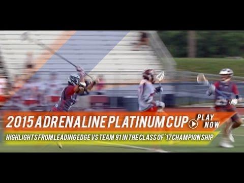 thumbnail for 2015 Adrenaline Platinum Cup