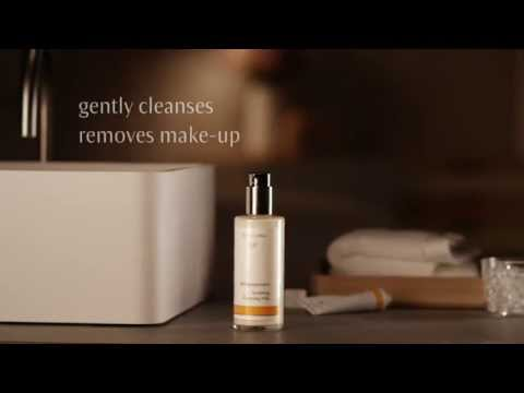 Dr. Hauschka Cleansing with Soothing Cleansing Milk