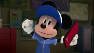 Disney Микки и Весёлые гонки -Музыкальные видео! -выпуск2- Время Микки и Гуфи|Мультфильм про машинки