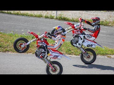 Dani Pedrosa Fransız Luc1 Motorsport Takımı ile Birlikte