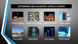 LED Outdoor Lighting Contractors Los Angeles CA