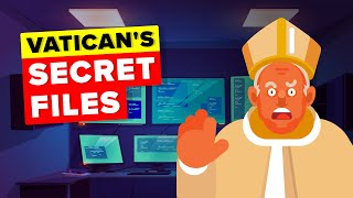 Whats Hiding In The Vatican Secret Archives