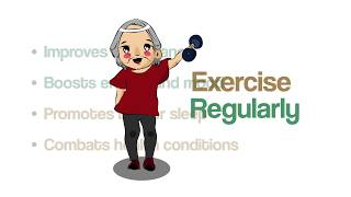 7 Tips to Stay Fit and Healthy at 50+